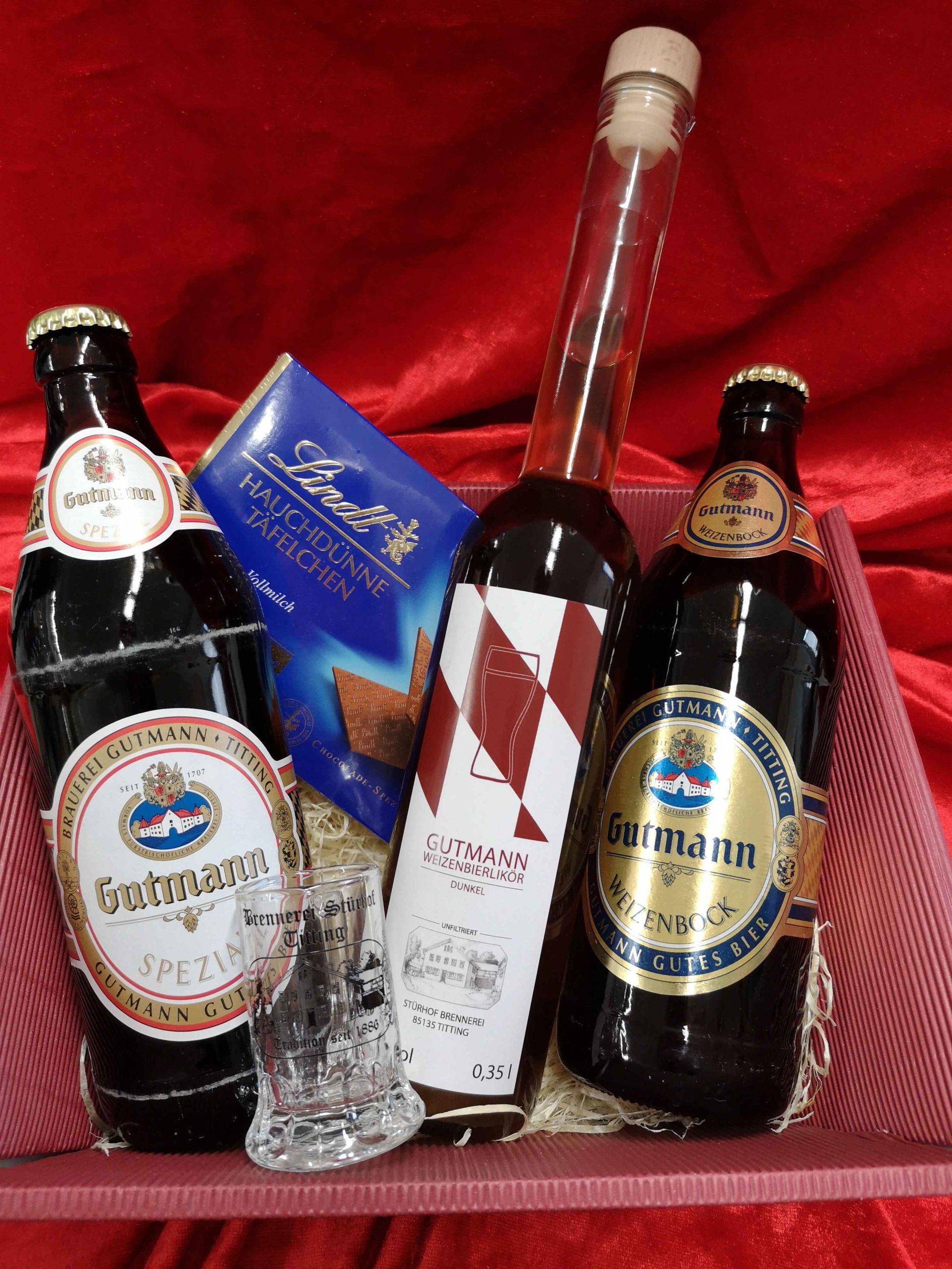 stuerhof-geschenk-mit-bierlikoer-und-gutmann-weizenbock-lindt-schokolade